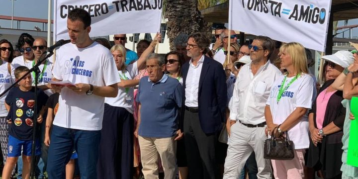 #Sí A LOS CRUCEROS